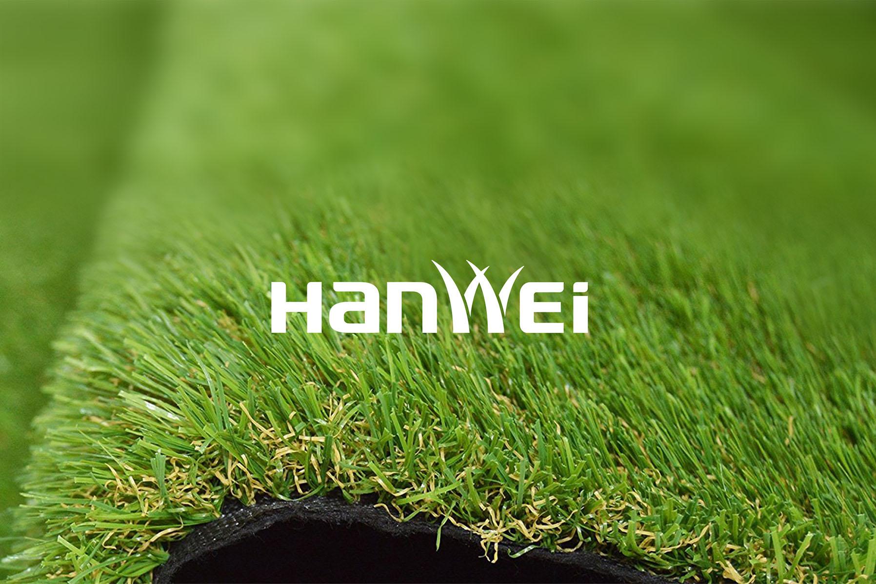 常州汉威人造草坪品牌全案策划设计