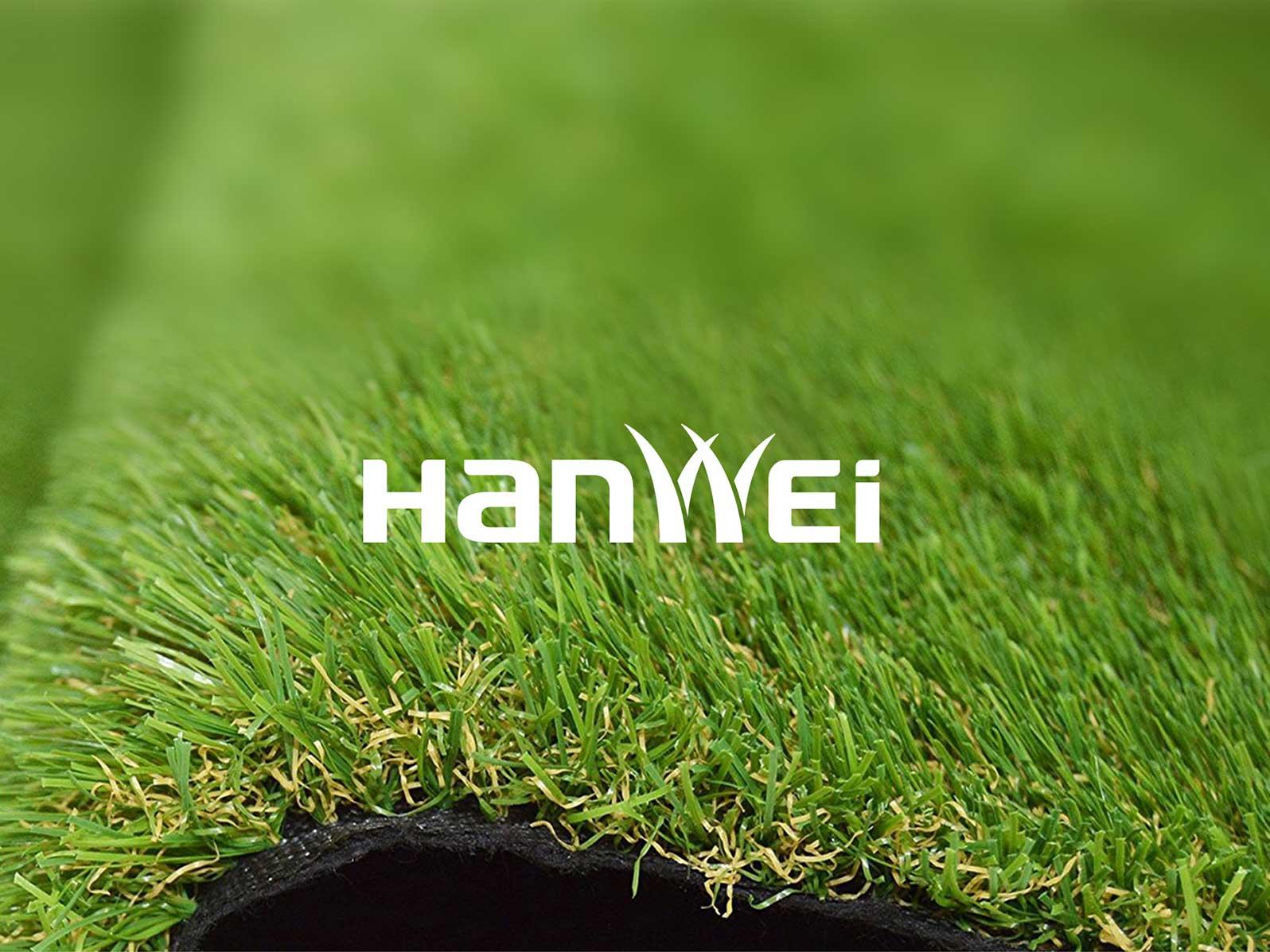常州汉威草坪全案策划设计logo设计